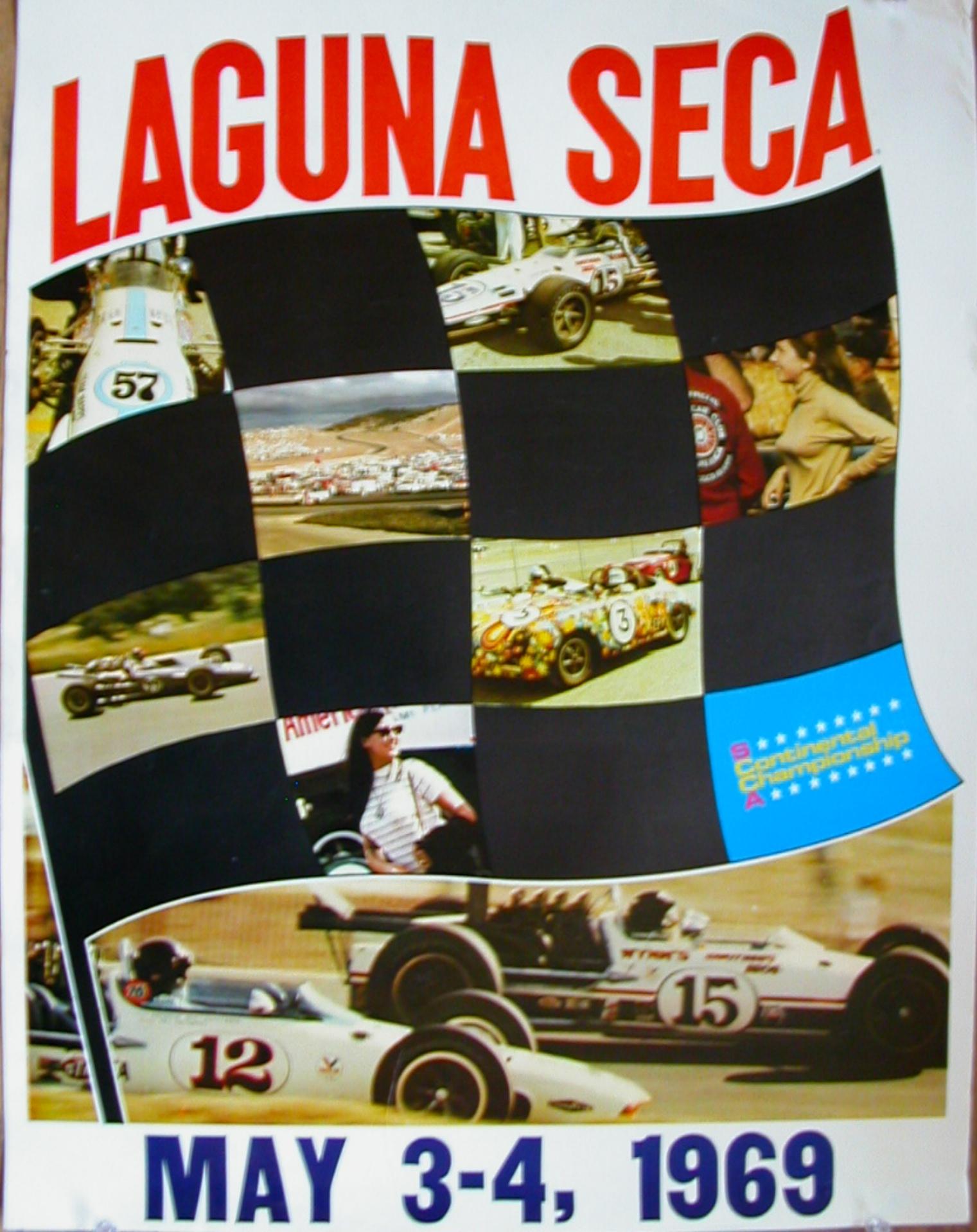Watkins Glen Race Track >> Laguna Seca