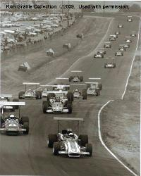Pace Lap Riverside 1970 Continental Series