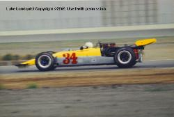 Tony Adamowicz #34 Lola T192 Questor Grand Prix 1971