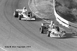 John Cannon March #9  Brian Redman Lola T332 #1