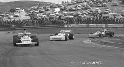 Ron Dykes Lola T192 #13   Skeeter McKitterick Chevron B24/28 #30  John Cannon March #9
