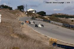 Dr. John Korn Lola T332 #50  Brain Redman Lola T332 #1  John Cannon March #9