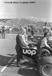 Jackie Oliver UOP Shadow DN6 #0